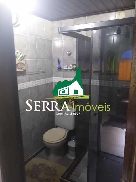 SERRA IMÓVEIS - Casa em Condomínio 4 quartos à venda Limoeiro, Guapimirim - R$ 650.000 - SICN40026 - 14
