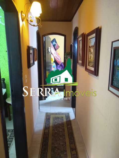 SERRA IMÓVEIS - Casa em Condomínio 4 quartos à venda Limoeiro, Guapimirim - R$ 650.000 - SICN40026 - 15