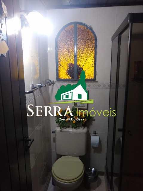 SERRA IMÓVEIS - Casa em Condomínio 4 quartos à venda Limoeiro, Guapimirim - R$ 650.000 - SICN40026 - 16