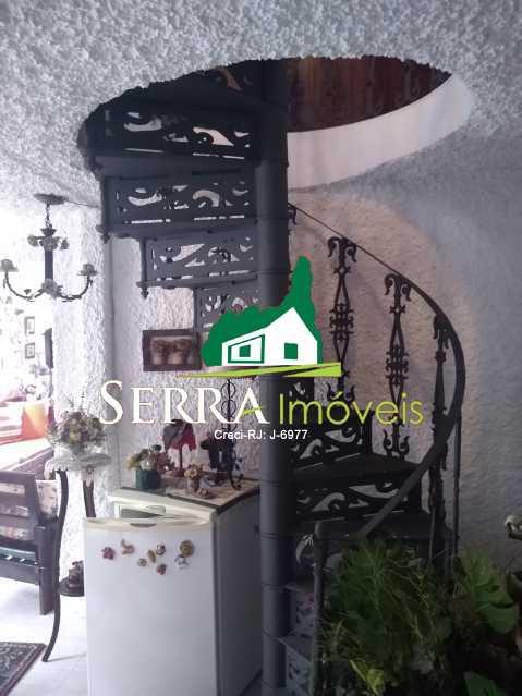 SERRA IMÓVEIS - Casa em Condomínio 4 quartos à venda Limoeiro, Guapimirim - R$ 650.000 - SICN40026 - 17
