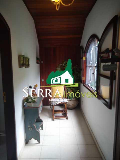 SERRA IMÓVEIS - Casa em Condomínio 4 quartos à venda Limoeiro, Guapimirim - R$ 650.000 - SICN40026 - 18