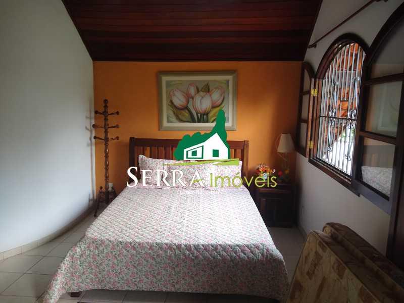SERRA IMÓVEIS - Casa em Condomínio 4 quartos à venda Limoeiro, Guapimirim - R$ 650.000 - SICN40026 - 19