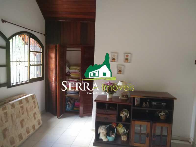 SERRA IMÓVEIS - Casa em Condomínio 4 quartos à venda Limoeiro, Guapimirim - R$ 650.000 - SICN40026 - 20