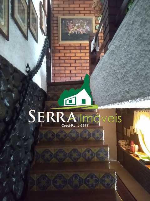 SERRA IMÓVEIS - Casa em Condomínio 4 quartos à venda Limoeiro, Guapimirim - R$ 650.000 - SICN40026 - 21