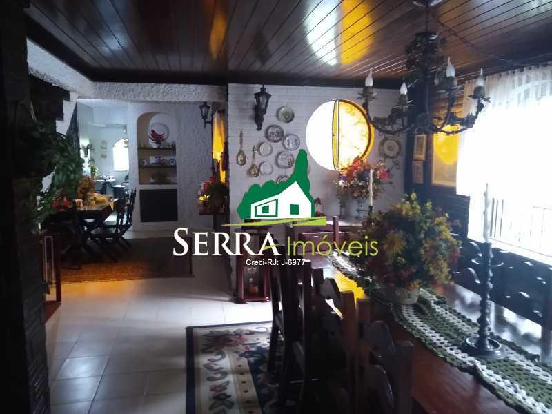 SERRA IMÓVEIS - Casa em Condomínio 4 quartos à venda Limoeiro, Guapimirim - R$ 650.000 - SICN40026 - 22