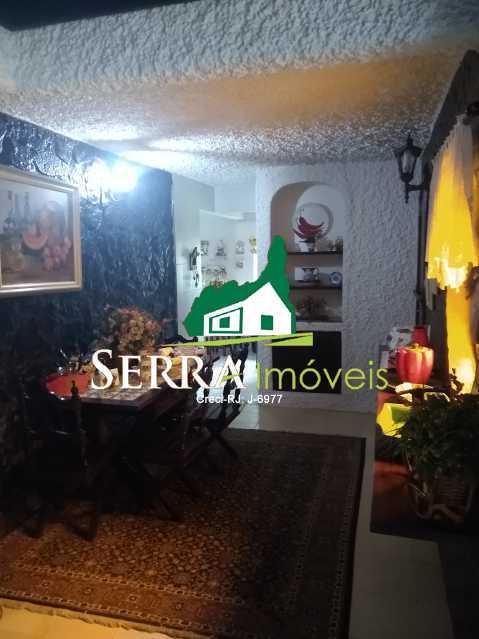 SERRA IMÓVEIS - Casa em Condomínio 4 quartos à venda Limoeiro, Guapimirim - R$ 650.000 - SICN40026 - 23