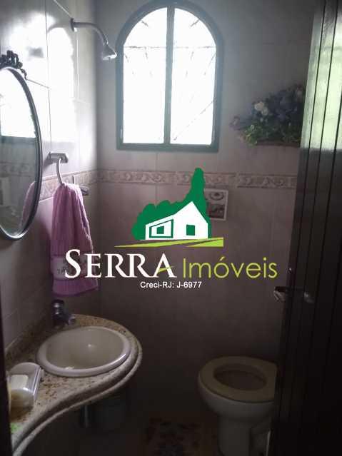 SERRA IMÓVEIS - Casa em Condomínio 4 quartos à venda Limoeiro, Guapimirim - R$ 650.000 - SICN40026 - 24
