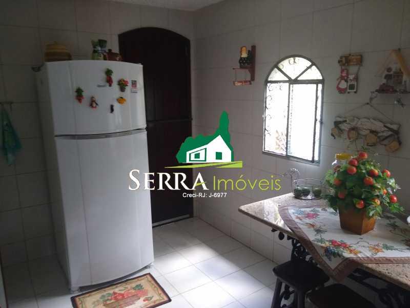 SERRA IMÓVEIS - Casa em Condomínio 4 quartos à venda Limoeiro, Guapimirim - R$ 650.000 - SICN40026 - 25