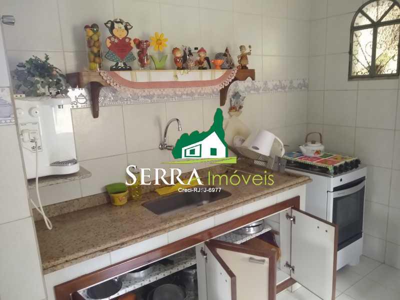 SERRA IMÓVEIS - Casa em Condomínio 4 quartos à venda Limoeiro, Guapimirim - R$ 650.000 - SICN40026 - 26