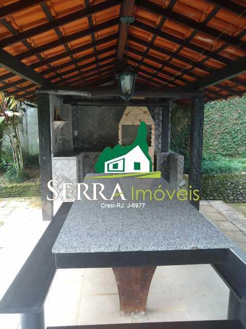 SERRA IMÓVEIS - Casa em Condomínio 4 quartos à venda Limoeiro, Guapimirim - R$ 650.000 - SICN40026 - 27
