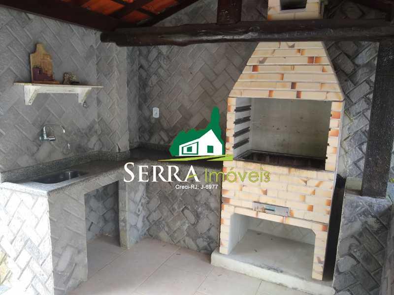 SERRA IMÓVEIS - Casa em Condomínio 4 quartos à venda Limoeiro, Guapimirim - R$ 650.000 - SICN40026 - 28