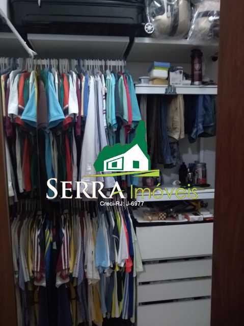 SERRA IMÓVEIS - Casa 3 quartos à venda Bananal, Guapimirim - R$ 390.000 - SICA30036 - 9