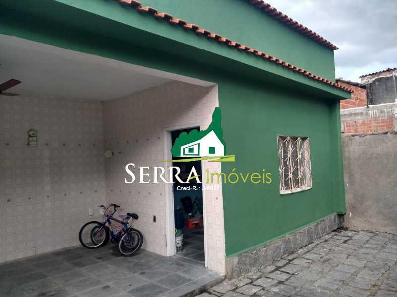 SERRA IMÓVEIS - Casa 3 quartos à venda Bananal, Guapimirim - R$ 390.000 - SICA30036 - 21