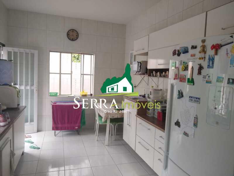 SERRA IMÓVEIS - Casa 3 quartos à venda Bananal, Guapimirim - R$ 390.000 - SICA30036 - 15