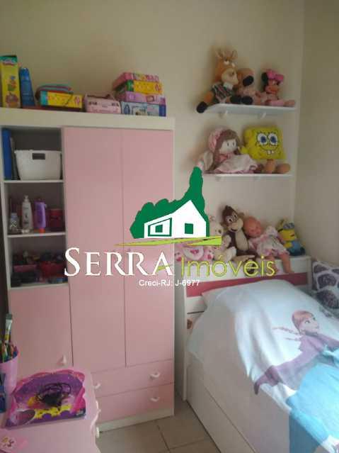 SERRA IMÓVEIS - Casa 3 quartos à venda Bananal, Guapimirim - R$ 390.000 - SICA30036 - 14