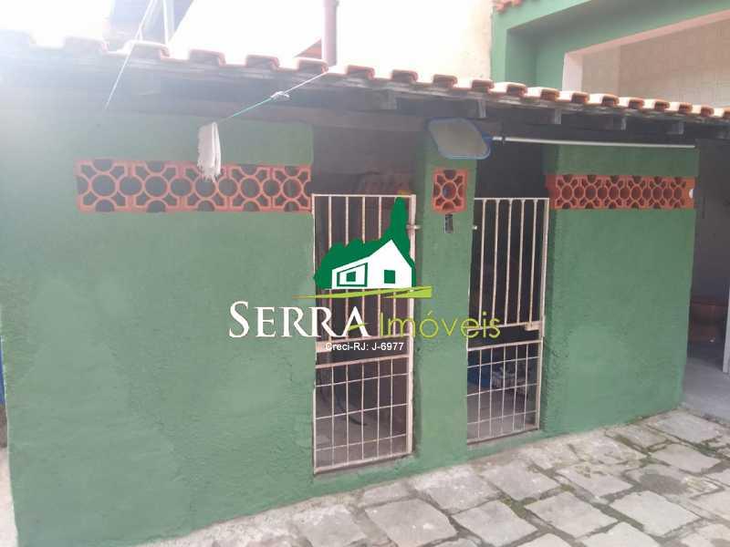 SERRA IMÓVEIS - Casa 3 quartos à venda Bananal, Guapimirim - R$ 390.000 - SICA30036 - 22