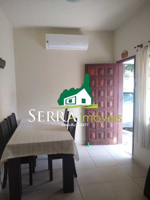 SERRA IMÓVEIS - Casa 3 quartos à venda Bananal, Guapimirim - R$ 390.000 - SICA30036 - 4