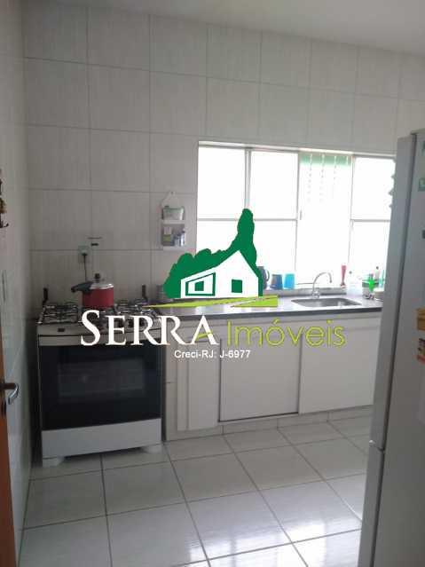SERRA IMÓVEIS - Casa 3 quartos à venda Bananal, Guapimirim - R$ 390.000 - SICA30036 - 17