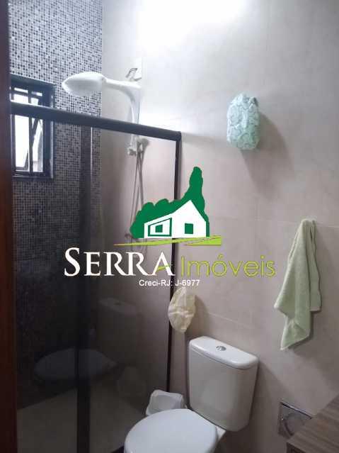 SERRA IMÓVEIS - Casa 3 quartos à venda Bananal, Guapimirim - R$ 390.000 - SICA30036 - 10