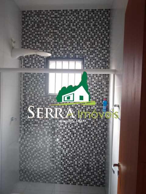 SERRA IMÓVEIS - Casa 3 quartos à venda Bananal, Guapimirim - R$ 390.000 - SICA30036 - 20