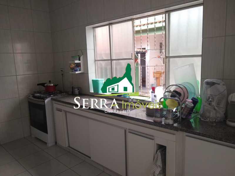 SERRA IMÓVEIS - Casa 3 quartos à venda Bananal, Guapimirim - R$ 390.000 - SICA30036 - 18