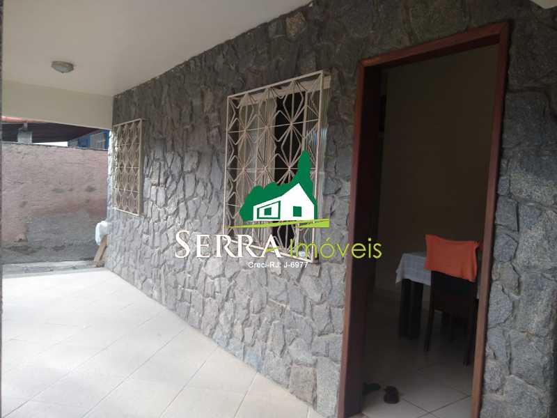 SERRA IMÓVEIS - Casa 3 quartos à venda Bananal, Guapimirim - R$ 390.000 - SICA30036 - 3