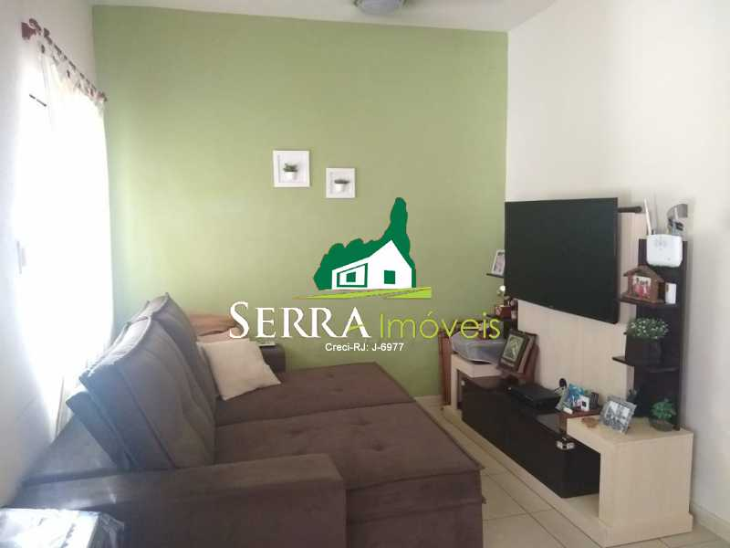 SERRA IMÓVEIS - Casa 3 quartos à venda Bananal, Guapimirim - R$ 390.000 - SICA30036 - 5