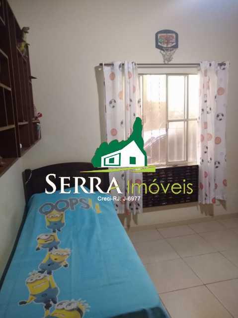 SERRA IMÓVEIS - Casa 3 quartos à venda Bananal, Guapimirim - R$ 390.000 - SICA30036 - 11
