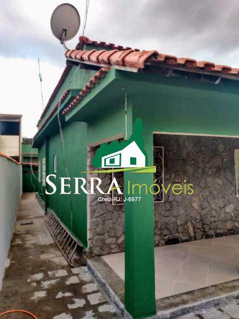 SERRA IMÓVEIS - Casa 3 quartos à venda Bananal, Guapimirim - R$ 390.000 - SICA30036 - 26