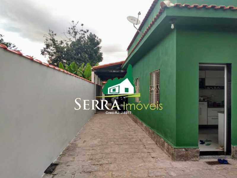 SERRA IMÓVEIS - Casa 3 quartos à venda Bananal, Guapimirim - R$ 390.000 - SICA30036 - 28