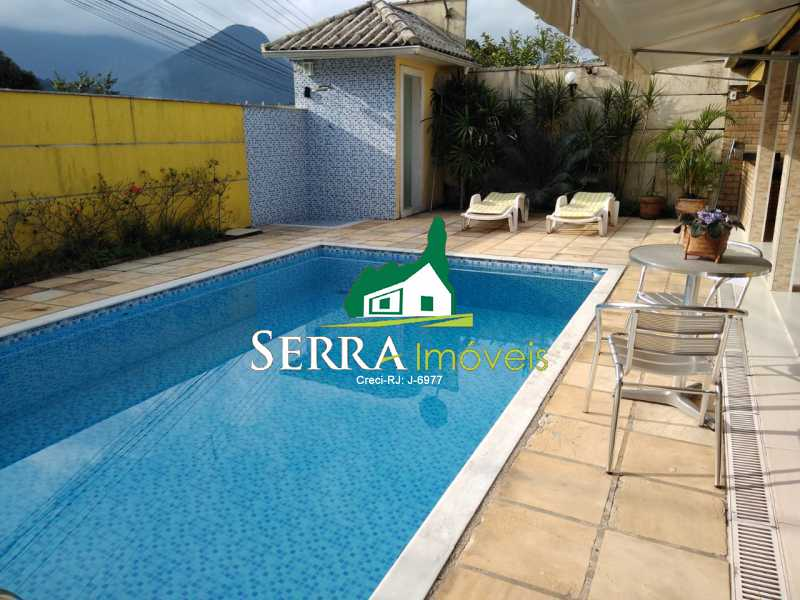 SERRA IMÓVEIS - Casa 3 quartos à venda Parque Fleixal, Guapimirim - R$ 650.000 - SICA30037 - 26