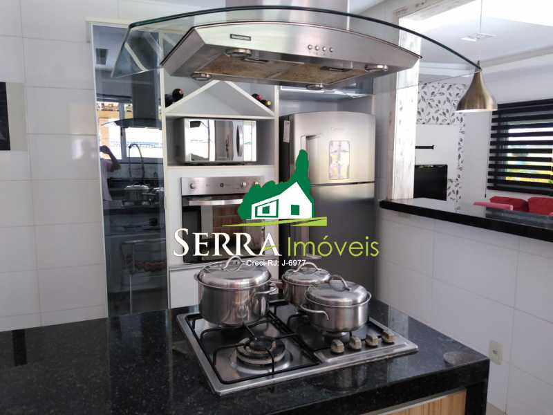 SERRA IMÓVEIS - Casa 3 quartos à venda Parque Fleixal, Guapimirim - R$ 650.000 - SICA30037 - 10