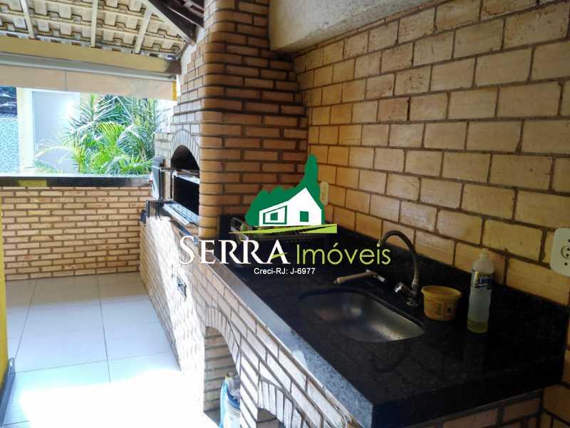 SERRA IMÓVEIS - Casa 3 quartos à venda Parque Fleixal, Guapimirim - R$ 650.000 - SICA30037 - 22
