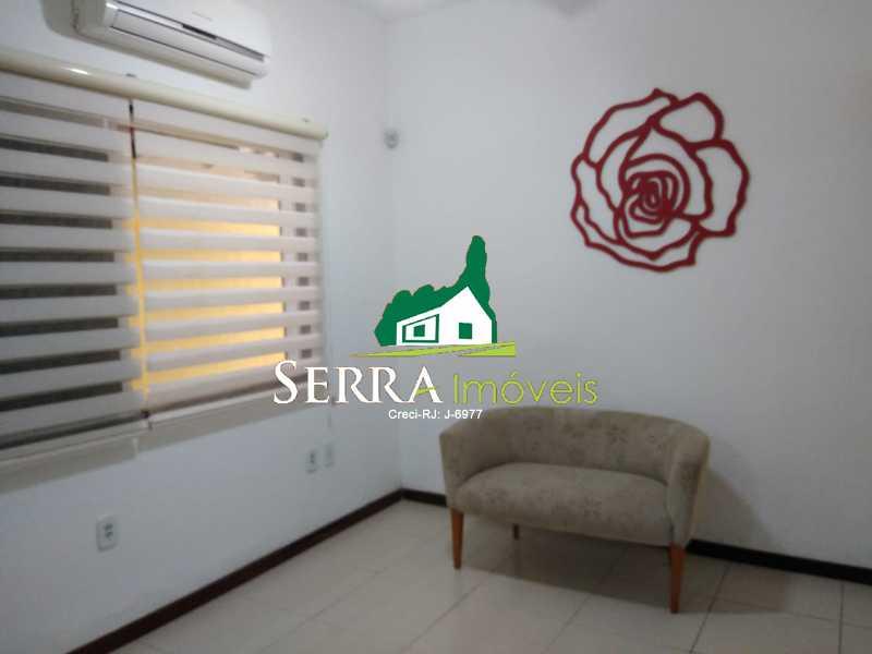 SERRA IMÓVEIS - Casa 3 quartos à venda Parque Fleixal, Guapimirim - R$ 650.000 - SICA30037 - 6