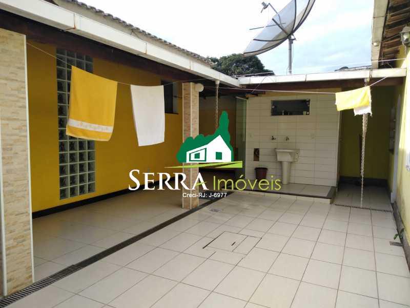 SERRA IMÓVEIS - Casa 3 quartos à venda Parque Fleixal, Guapimirim - R$ 650.000 - SICA30037 - 18
