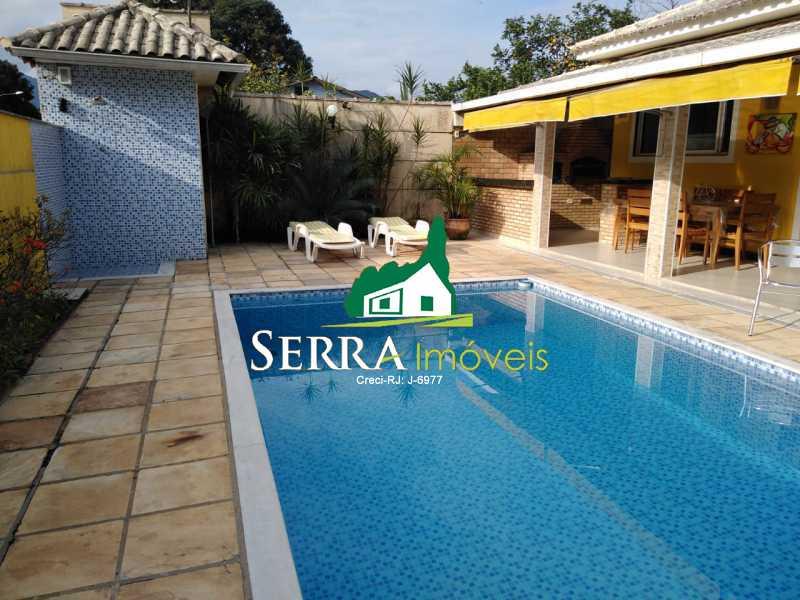 SERRA IMÓVEIS - Casa 3 quartos à venda Parque Fleixal, Guapimirim - R$ 650.000 - SICA30037 - 25