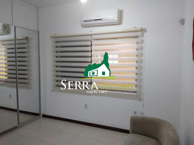 SERRA IMÓVEIS - Casa 3 quartos à venda Parque Fleixal, Guapimirim - R$ 650.000 - SICA30037 - 7