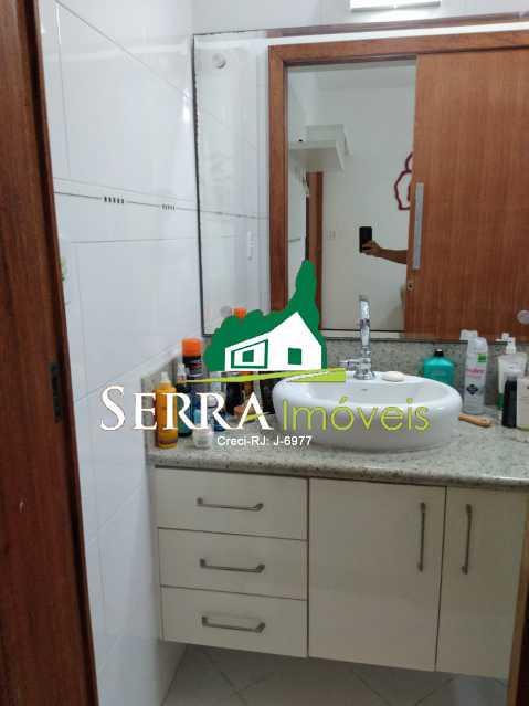 SERRA IMÓVEIS - Casa 3 quartos à venda Parque Fleixal, Guapimirim - R$ 650.000 - SICA30037 - 12
