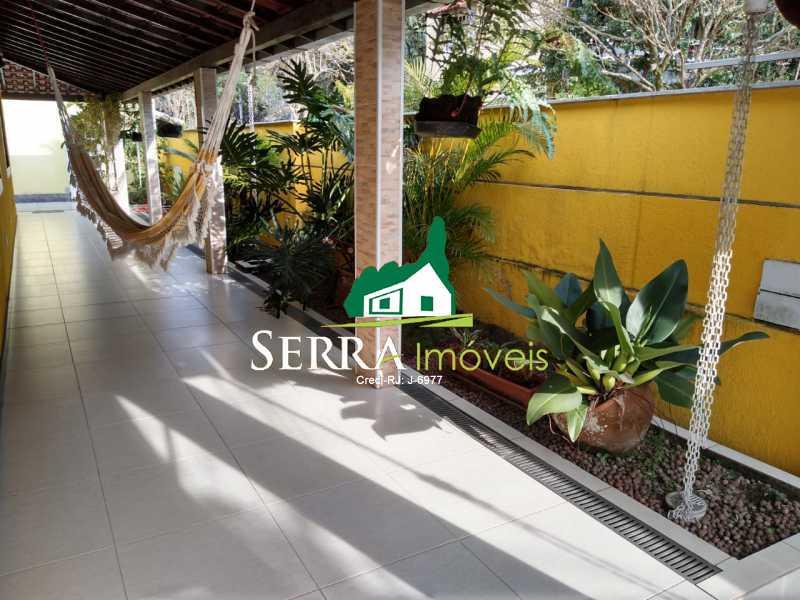 SERRA IMÓVEIS - Casa 3 quartos à venda Parque Fleixal, Guapimirim - R$ 650.000 - SICA30037 - 21