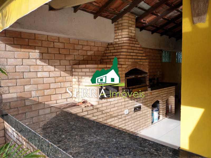 SERRA IMÓVEIS - Casa 3 quartos à venda Parque Fleixal, Guapimirim - R$ 650.000 - SICA30037 - 24