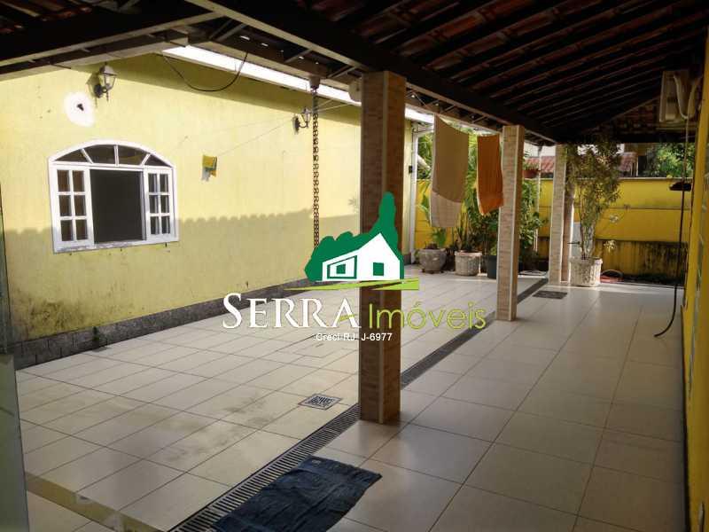 SERRA IMÓVEIS - Casa 3 quartos à venda Parque Fleixal, Guapimirim - R$ 650.000 - SICA30037 - 17