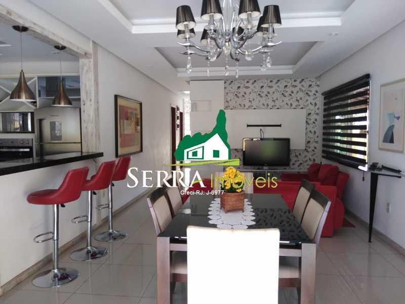 SERRA IMÓVEIS - Casa 3 quartos à venda Parque Fleixal, Guapimirim - R$ 650.000 - SICA30037 - 3