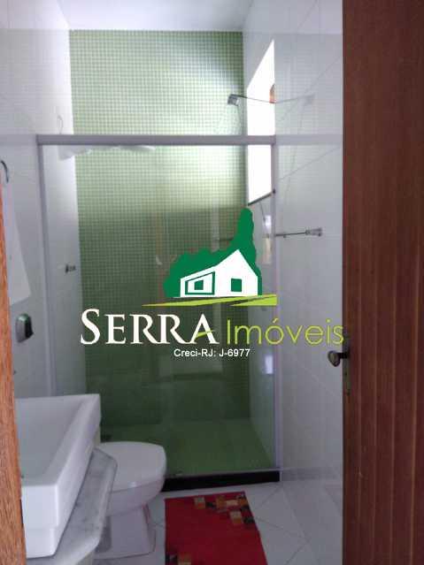 SERRA IMÓVEIS - Casa 3 quartos à venda Parque Fleixal, Guapimirim - R$ 650.000 - SICA30037 - 14