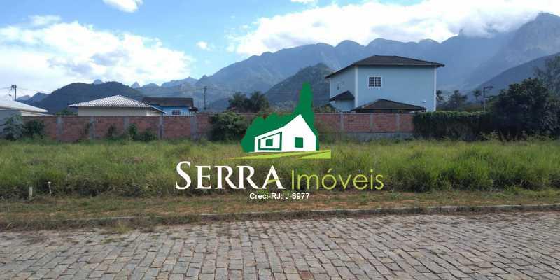 SERRA IMÓVEIS - Terreno 372m² à venda Cotia, Guapimirim - R$ 105.000 - SIMF00080 - 3