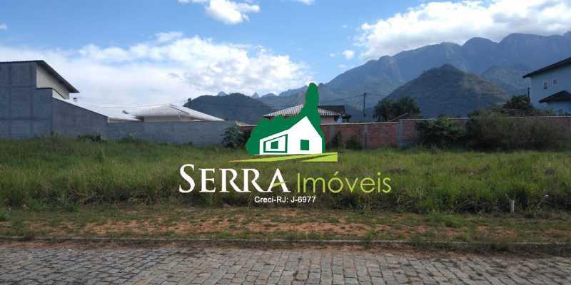 SERRA IMÓVEIS - Terreno 372m² à venda Cotia, Guapimirim - R$ 105.000 - SIMF00080 - 4