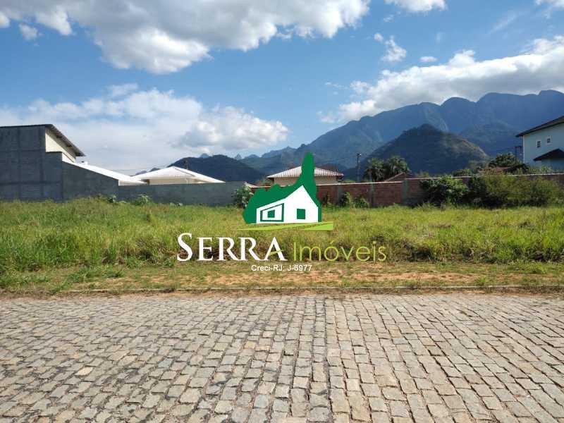 SERRA IMÓVEIS - Terreno 372m² à venda Cotia, Guapimirim - R$ 105.000 - SIMF00080 - 1