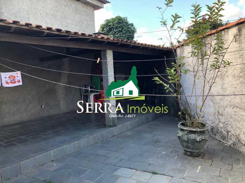 SERRA IMÓVEIS - Casa 3 quartos à venda Centro, Guapimirim - R$ 400.000 - SICA30038 - 13