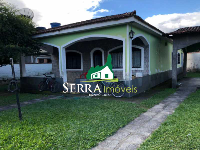 SERRA IMÓVEIS - Casa 3 quartos à venda Centro, Guapimirim - R$ 400.000 - SICA30038 - 1