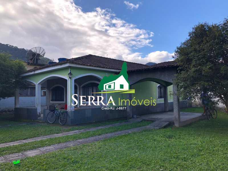 SERRA IMÓVEIS - Casa 3 quartos à venda Centro, Guapimirim - R$ 400.000 - SICA30038 - 3