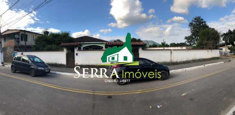 SERRA IMÓVEIS - Casa 3 quartos à venda Centro, Guapimirim - R$ 400.000 - SICA30038 - 15